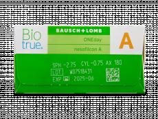 Biotrue ONEday for Astigmatism (90 Kontaktlinsen)