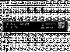 Miru 1 Month Menicon Multifocal (6 Linsen)