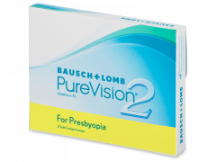 PureVision 2 for Presbyopia (3 Linsen)