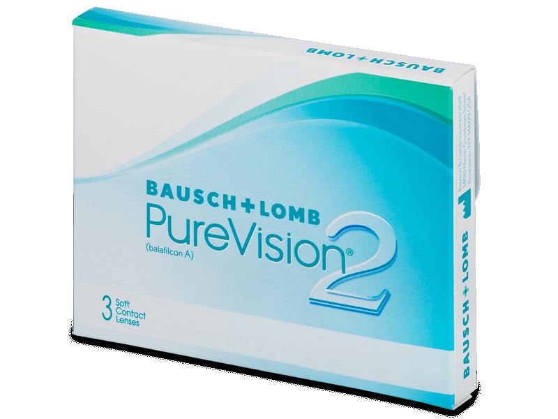 PureVision 2 (3 Linsen)