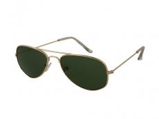 Kinder Sonnenbrille Alensa Pilot Gold