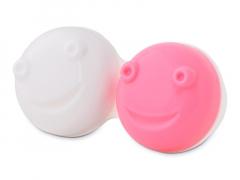 Ersatzgehäuse für vibrierenden Linsen-Behälter - rosa