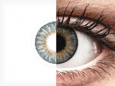 Air Optix Colors - Grey - mit Stärke (2Linsen)