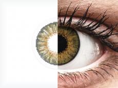 Air Optix Colors - Pure Hazel - mit Stärke (2Linsen)