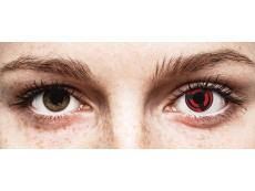 ColourVUE Crazy Lens - Kakashi - ohne Stärke (2 Linsen)