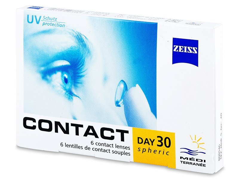 Carl Zeiss Contact Day 30 Spheric (6 Linsen)