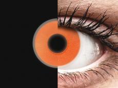 ColourVUE Crazy Glow Orange - ohne Stärke (2 Linsen)