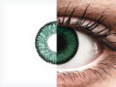 SofLens Natural Colors Amazon - ohne Stärke (2 Linsen)
