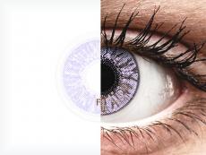 FreshLook Colors Violet - mit Stärke (2 Linsen)