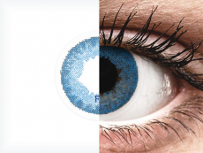 FreshLook Dimensions Pacific Blue - ohne Stärke (2 Linsen)