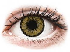 SofLens Natural Colors Dark Hazel - mit Stärke (2 Linsen)