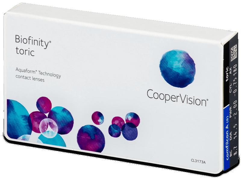 Biofinity Toric (6Linsen)