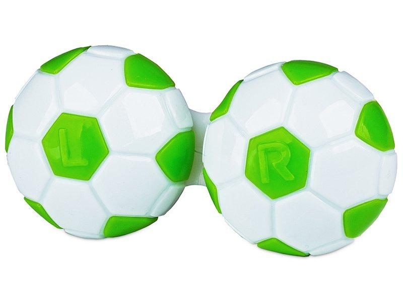 Behälter Fußball - grün