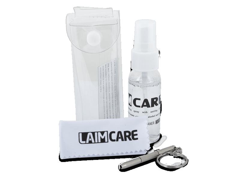 Reinigungsset LAIM-CARE für Brillen
