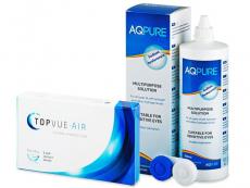 TopVue Air (6 Linsen) + AQ Pure 360 ml