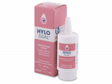 HYLO-DUAL Augentropfen 10 ml