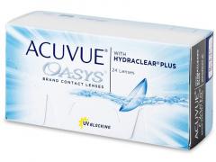 Acuvue Oasys (24 Linsen)
