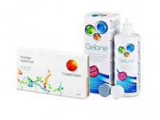 Proclear Multifocal (3 Linsen) + Gelone 360 ml