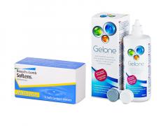 SofLens Multi-Focal (3 Linsen) + Gelone 360 ml