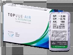 TopVue Air for Astigmatism (1 Linse)