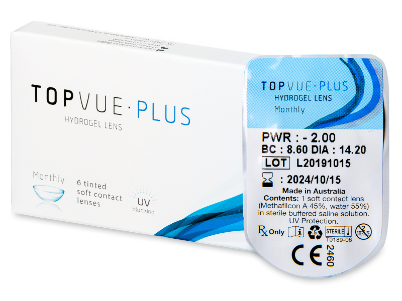 TopVue Plus (1Linse)