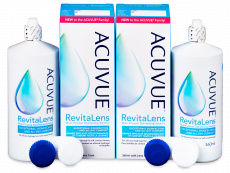 Pflegemittel Acuvue RevitaLens 2x 360 ml