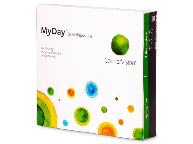 MyDay Daily Disposable (90Linsen)