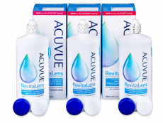 Pflegemittel Acuvue RevitaLens 3x 300 ml