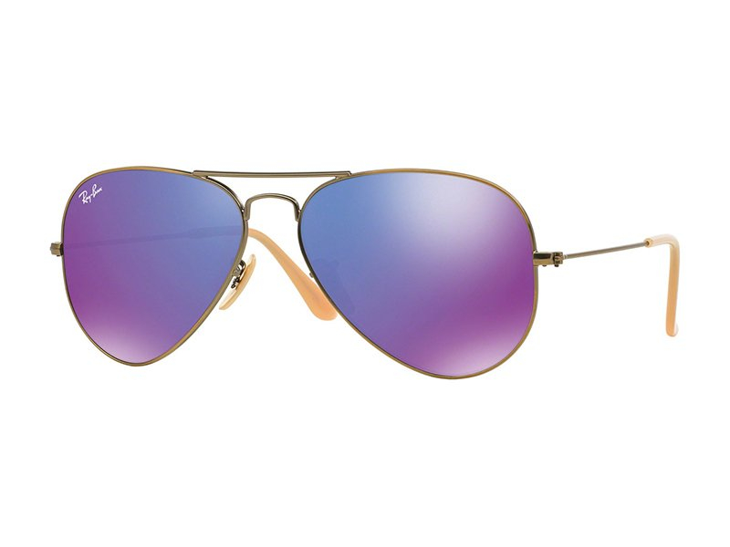 Sonnenbrille Ray-Ban Original Aviator RB3025 - 167/1M