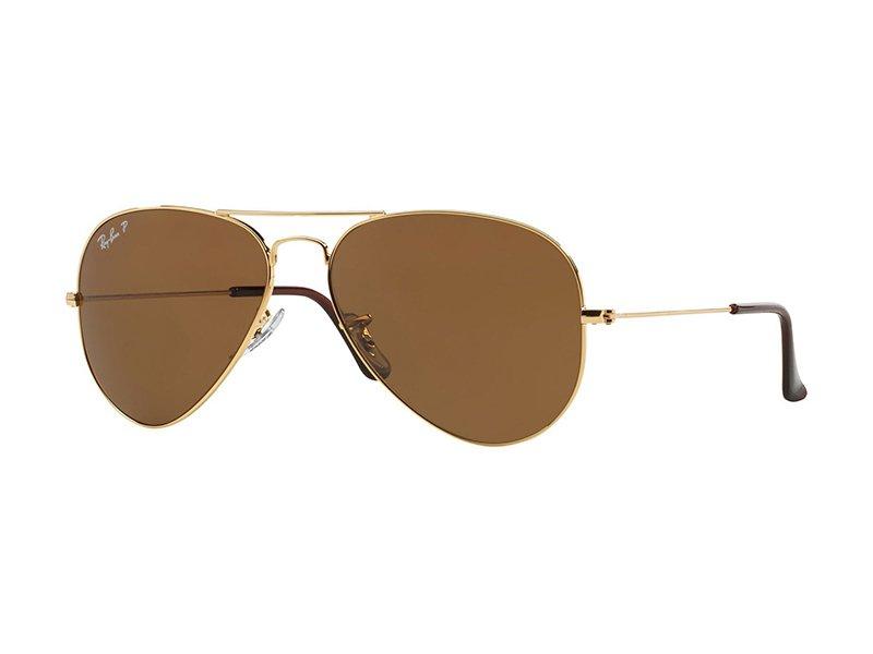 Sonnenbrille Ray-Ban Original Aviator RB3025 - 001/57 POL