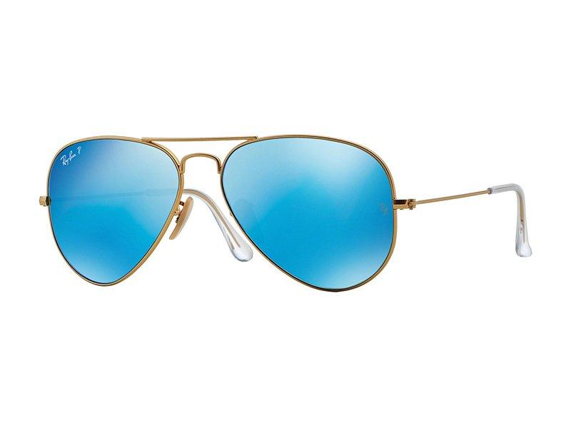 Sonnenbrille Ray-Ban Original Aviator RB3025 - 112/4L POL