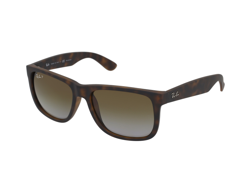 Sonnenbrille Ray-Ban Justin RB4165 - 865/T5 POL