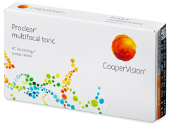 Proclear Multifocal Toric (3Linsen)