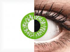 CRAZY LENS - Joker - Tageslinsen ohne Stärke (2 Linsen)
