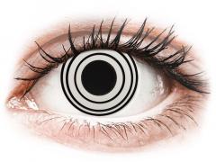 CRAZY LENS - Rinnegan - Tageslinsen mit Stärke (2 Linsen)