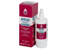 HYLO DUAL INTENSE Augentropfen 10 ml