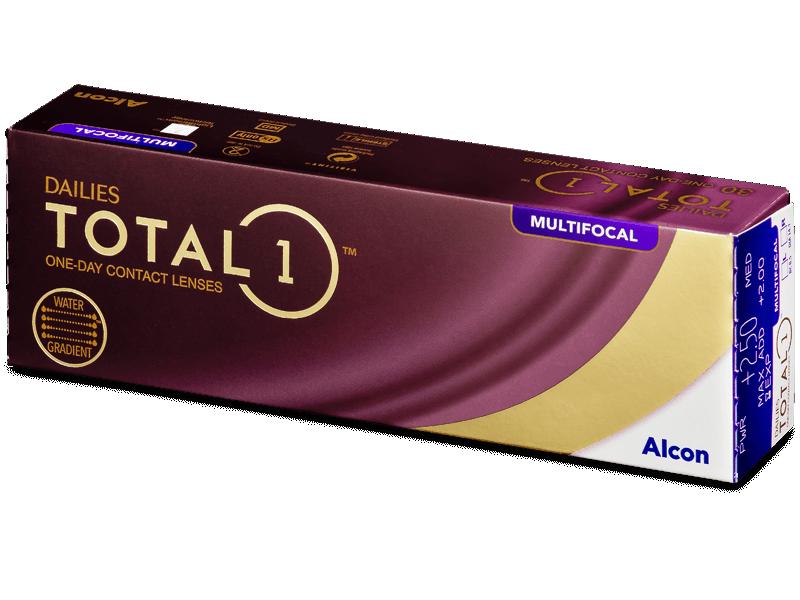 Dailies TOTAL1 Multifocal (30 Linsen)