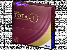 Dailies TOTAL1 Multifocal (90 Linsen)