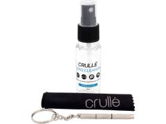 Crullé Reinigungsset für Brillen 30 ml