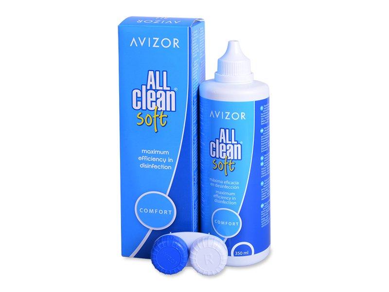 Pflegemittel Avizor All Clean Soft 350 ml