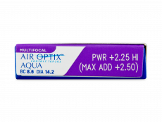 Air Optix Aqua Multifocal (6 Linsen)