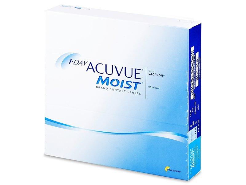 1 Day Acuvue Moist (90Linsen)
