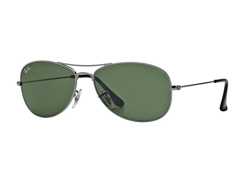 Sonnenbrille Ray-Ban Aviator Cockpit RB3362 - 004