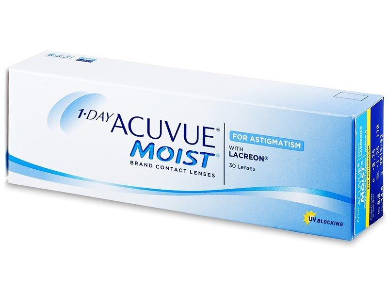 1DayAcuvueMoist forAstigmatism (30Linsen)