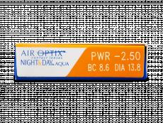 Air Optix Night and Day Aqua (6Linsen)