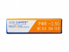Air Optix Night and Day Aqua (3Linsen)