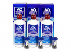 AO SEPT PLUS HydraGlyde 3 x 360 ml